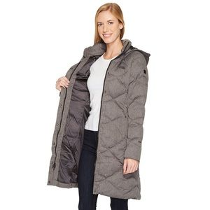 THE NORTH FACE Miss Metro Down Parka II Gray Small